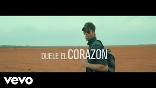 Repeat youtube video Enrique Iglesias - DUELE EL CORAZON ft. Wisin