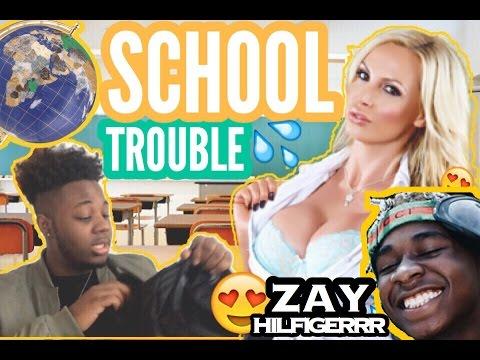 HOT TEACHER SHOWS BOOBS !! thumbnail