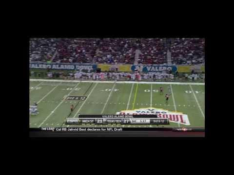 Texas Tech Alamo Bowl highlights