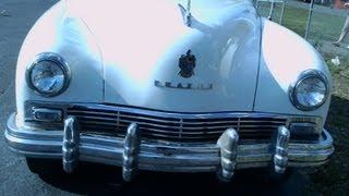 1948 Frazer WhtZH022412