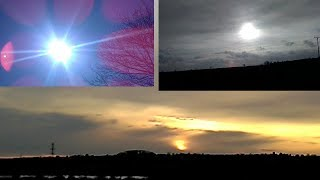 HOW THE SKY CHANGED IN A DAY