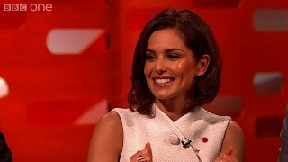 Cheryl Cole's Kilimanjaro training - The Graham Norton Show: Comic Relief Special - BBC One