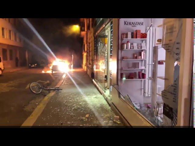 Violences récurrentes dans le secteur des Champs-Elysées : plus jamais ça !