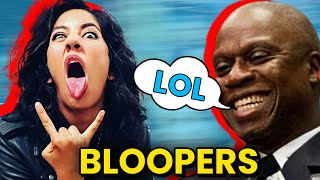 Brooklyn Nine-Nine Bloopers and Funny On-Set Moments Revealed!  🍿 OSSA Movies