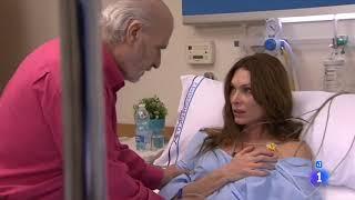 "Cristina Piaget Actriz, en ""Centro Medico"" serie de TVE1"