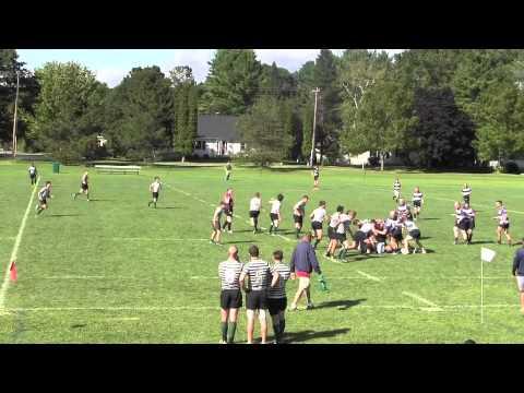 Dartmouth 2nd XV v University of New Hampshire (UNH)