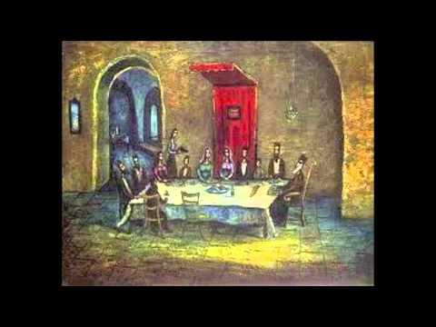 Haftarah sefardi shel yom Tish (Sephardic music)