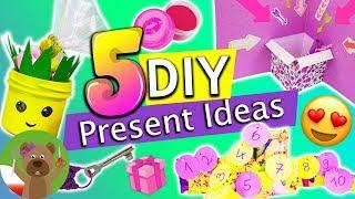 5 pomysłów na prezenty | super mini prezenty na różne okaz…