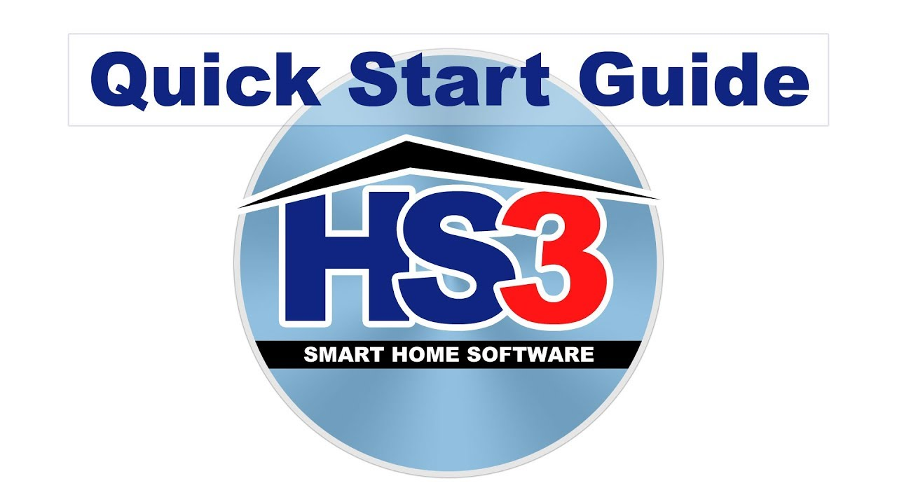 hs3 smart home software quick start guide [ 1280 x 720 Pixel ]