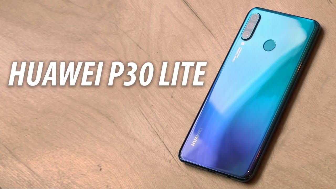 Huawei P30 LITE - полный обзор