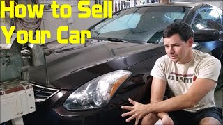 homepage tile video photo for How to Sell Your Car