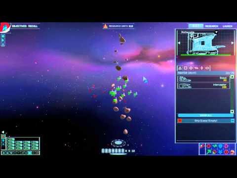 "Homeworld Remastered Walkthrough Gameplay - Part 4 ""Defending, Destroying Cargo"" PC"