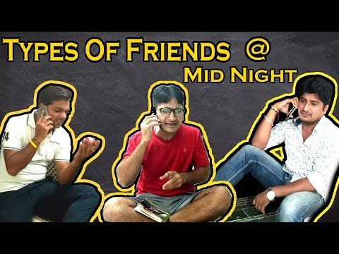 Types Of Friends At Mid Night, Dosti Comedy, Funny Videos, #sketch #roleplay #thezaybaansharmashow
