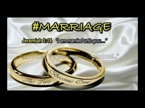 Marriage by Pastor Phil Derstine