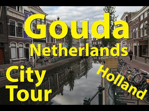 Gouda, Netherlands City Tour