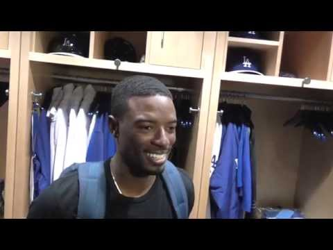 Dodgers 8 - Rockies 0: Dee Gordon Comments Kershaw's No-hitter- IVNews