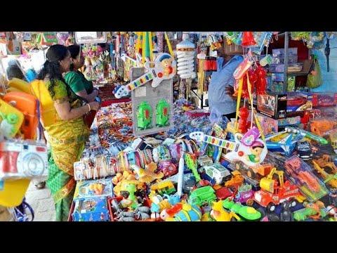 Toys wholesale market |Toys Businesses | Toys market in Delhi | sadar Bazar