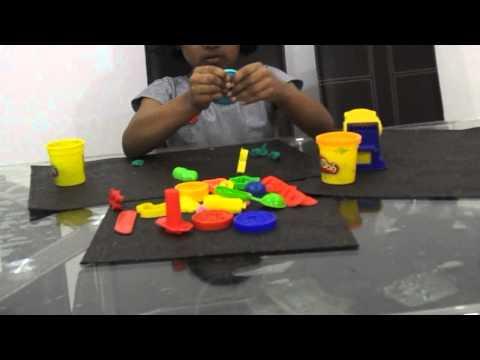 PLAY DOH BY NIVEDYA