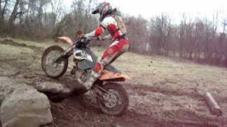 Endurocross Riding at Stonerland