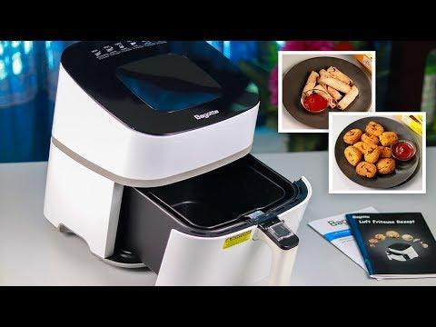 Bagotte Air fryer Unboxing & Review | Get 5% Discount +15 Coupon