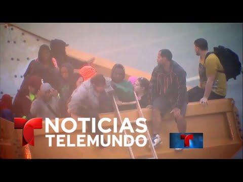Noticias Telemundo, 29 de agosto de 2017 | Noticiero | Noticias Telemundo