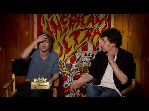 Kristen Stewart and Jesse Eisenberg on Getting Beaten Up in 'American Ultra'
