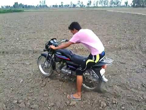 Haryanvi Bike Stunt || Haryanva Comedy...