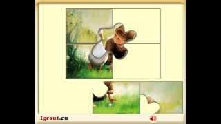 Детские пазлы играть онлайн бесплатно - Пазл