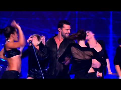 Ricky Martin Come With Me SPANGLISH
