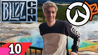 Andquotblizzcon 2019 Disneyland And Moreandquot - Xqc Stream Highlights 10