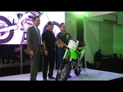 Kawasaki Kx 250f Lanzamiento En Guatemala Todo Sobre Ruedas