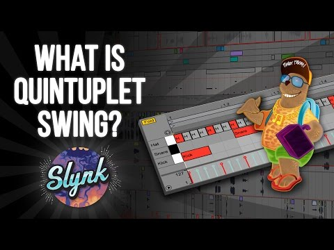 Ableton Tutorial: What Is Quintuplet Swing? (Neo Soul, Drunken Drummer, J Dilla, Wonky Groove)