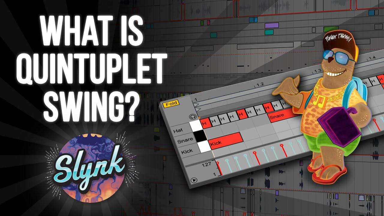 Ableton Tutorial: What Is Quintuplet Swing? (Neo Soul, Drunken Drummer, J  Dilla, Wonky Groove) - YouTube