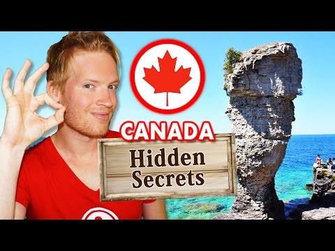 Hidden Secrets & Best Places in Tobermory, Ontario (Canada)