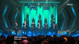 음악중심 - Andy - Single Man(feat. Dongmin, Minwoo), 앤디 - 싱글맨(feat. 동민, 민우), Music Core 2009