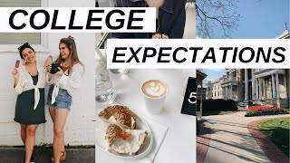 What To Expect Freshman Year of College