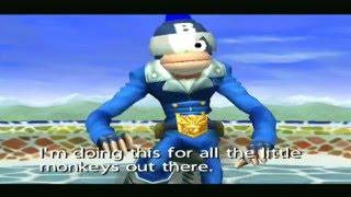 ape escape 2 blue monkey boss battle