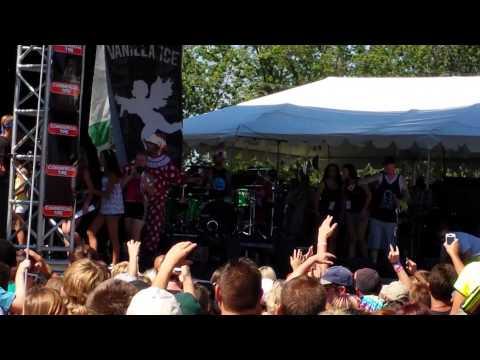 Vanilla Ice Boise Music Festival