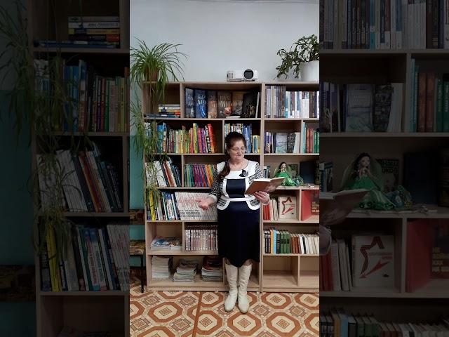 Изображение предпросмотра прочтения – ТамараКриони читает произведение «Наше царство» М.И.Цветаевой
