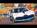 Polizei vs. Bugatti 😱 - GTA 5 WildLifeRP #3 - WildLifeRP - Daniel Gaming