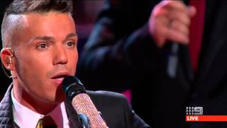 Anthony Callea - When a Child is Born - Carols by Candlelight 24.12.2015