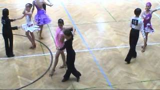 Szalai Dénes Balla Petra Bem Kupa Junior I D latin döntő 2012.05.20..wmv
