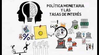 Relación entre Bonos y Tasas y la política monetaria