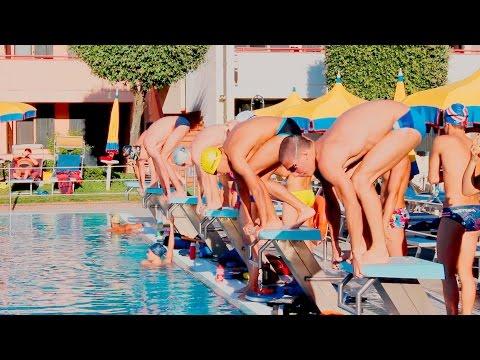 Nuoto, divertimento e relax. Collegiale 2016 Aquarea/FF.OO.