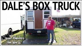 Dale's Box Truck RV Camper Conversion Tour E544