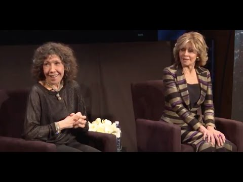 Together Again: Jane Fonda & Lily Tomlin - A New York Times Look West Event