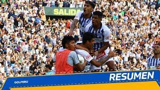 Resumen: Alianza Lima vs. Sporting Cristal (1-0)