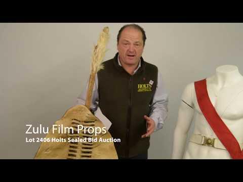 Zulu Film Props
