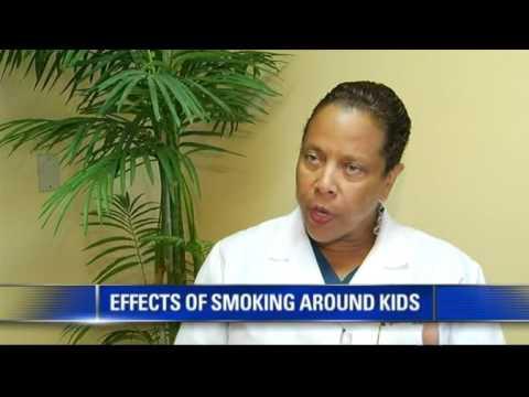 Smoking Around Children