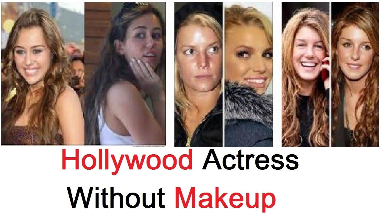 Top Hollywood Actress Without Makeup Edition - Pictures of hollywod actress without makeup